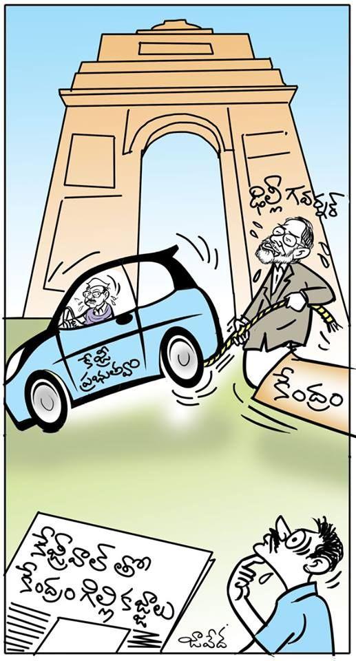 AAP & BJP