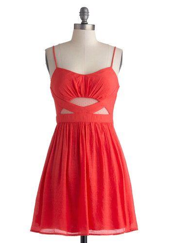 The Watermelon's Fine Dress, #ModCloth