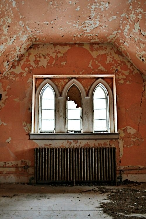 windows, texture, old interiors