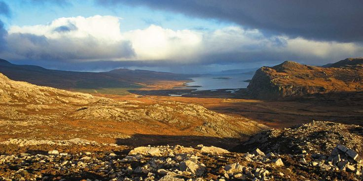 Choose These in the Scottish Highlands Depending Upon your Inclinations