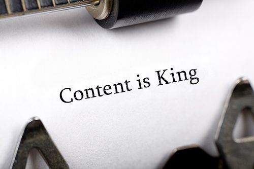 Now, the scenario has changed, people are learning the benefits of optimizing their website with unique and quality content. Now, they are fully enlighten with the importance of the content and its designation as the king in SEO.