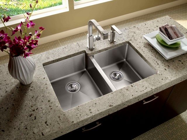 Here we are listing the best kitchen sink brands that are trusted all over the world.The sink ... This 32 inches Kraus double bowl sink is definitely worth purc
