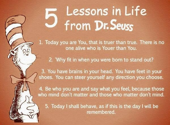 Oh Dr Seuss. :) We love him. Make a kimi with any of these at www.imikimi.com