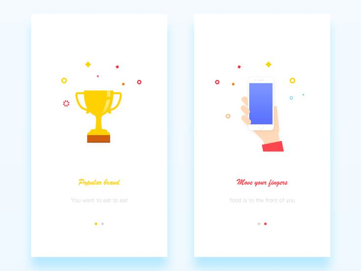 take-out APP  by RF_Phil