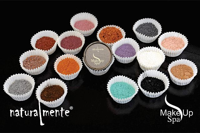 Our Eyeshadows are available in 15 different shades. Made from certified organic ingredients, they are velvety and delicate in texture and are easily blended without flaking for a long-lasting effect.