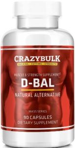 Dianabol (Metandienone or methandrostenolone, C20H28O2), or Dbol, is an anabolic steroid for an oral intake, which provides great gains in a short period of time.