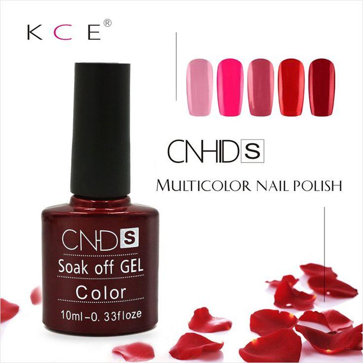 NEW LULAA  1PC Nail Gel Polish UV&LED Shining Colorful 132 Colors10ML Long lasting soak off Varnish cheap Manicure