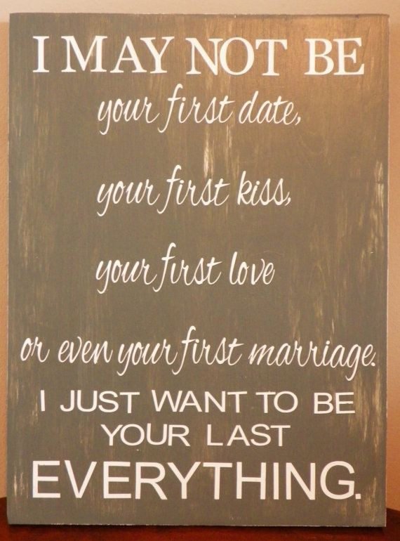 Love Quotes For Him On Engagement Anniversary : Anniversary Gift for Her - Anniversary gift for Him - Rustic Wood - I ...