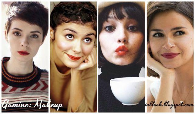 Gamine Makeup Inblook: Чистый гамин / Gamine. Рекомендации.