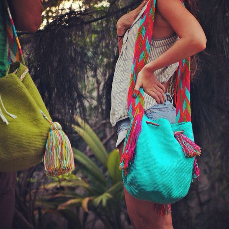 Wayuu bags!