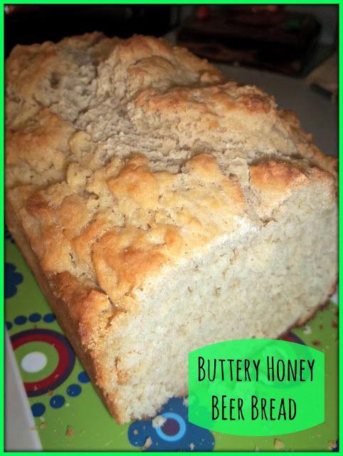 Rockabilly Grillin': Pabst Blue Ribbon Buttery Honey Beer Bread Recipe