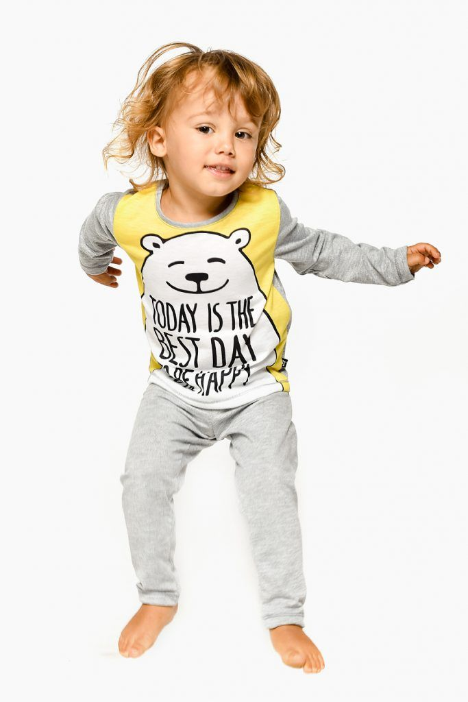c1cd910bd3 Kid s Pajamas BEST DAY