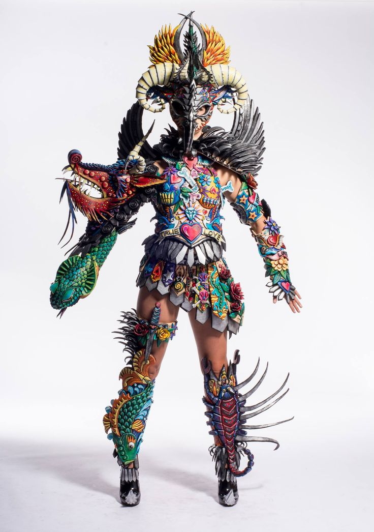 Congratulations to the Weta Workshop Costume and Flim section winner, Inkling by Gillian Saunders of Nelson, New Zealand! #wowawardsshow