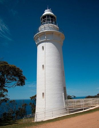 Table Cape Light, Wynyard, Tasmania, Australia
