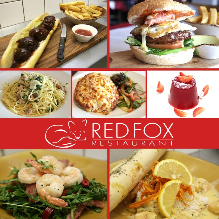 If the Question is HUNGER then the answer is RED FOX :)  #RedFoxRestaurant #Restaurant #Warrandyte #Melbourne #Australia #Food #Pizza #Pasta #Parma #Burger #ItalianFood
