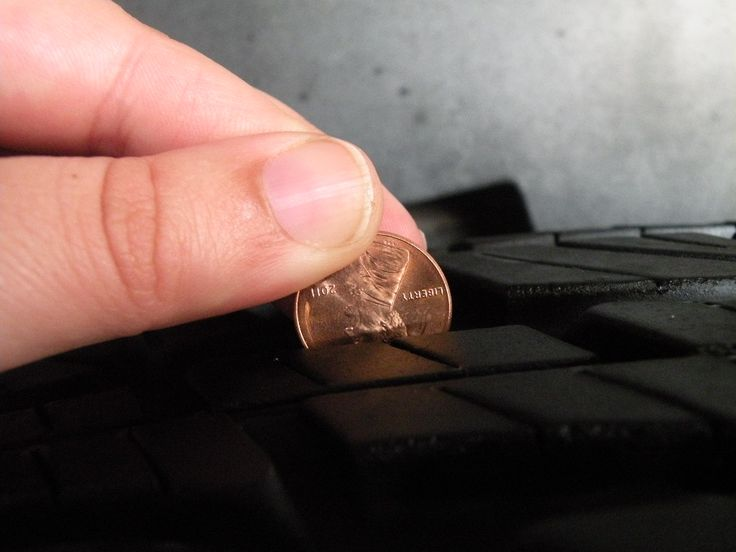How to check your tread depth