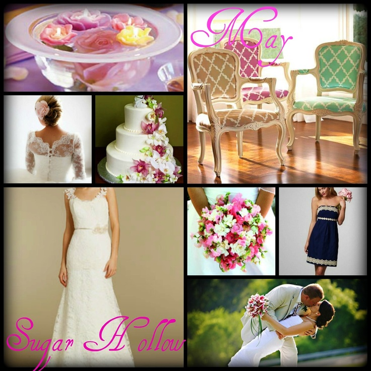 May Wedding Ideas!