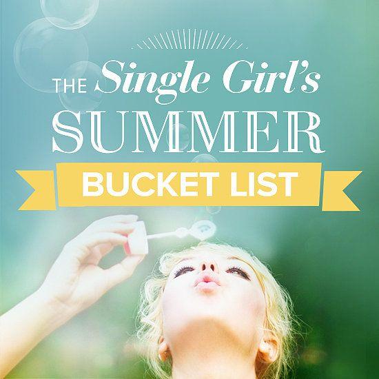 30 idee calde per le ragazze single Elenco di secchi estivi Azione Elenco di secchi estivi-3373