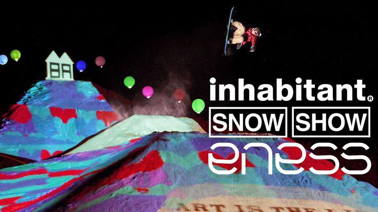 inhabitant SNOW SHOW Color Mountain