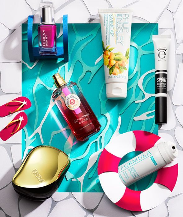 Holiday beauty buys
