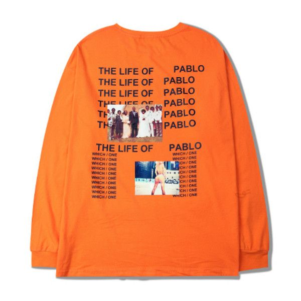 TLOP Longsleeve Tee ❤ liked on Polyvore featuring tops, t-shirts, jumper, shirts, sweaters, long-sleeve shirt, longsleeve tee, longsleeve t shirts, orange tee and long sleeve tops