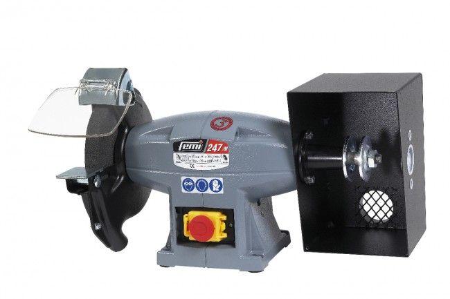 Femi 247/M 200mm Bench Grinder / Polisher