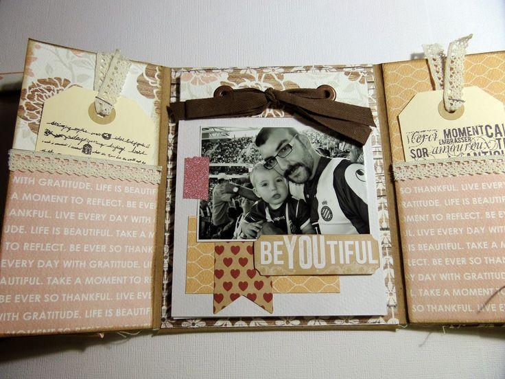 Mad Scrap Project: Inspírate con Life Emporium de Teresa Collins por La Hora del Scrapibuki #scrapbooking #teresacollins #inspirate #madscraproject #MSP