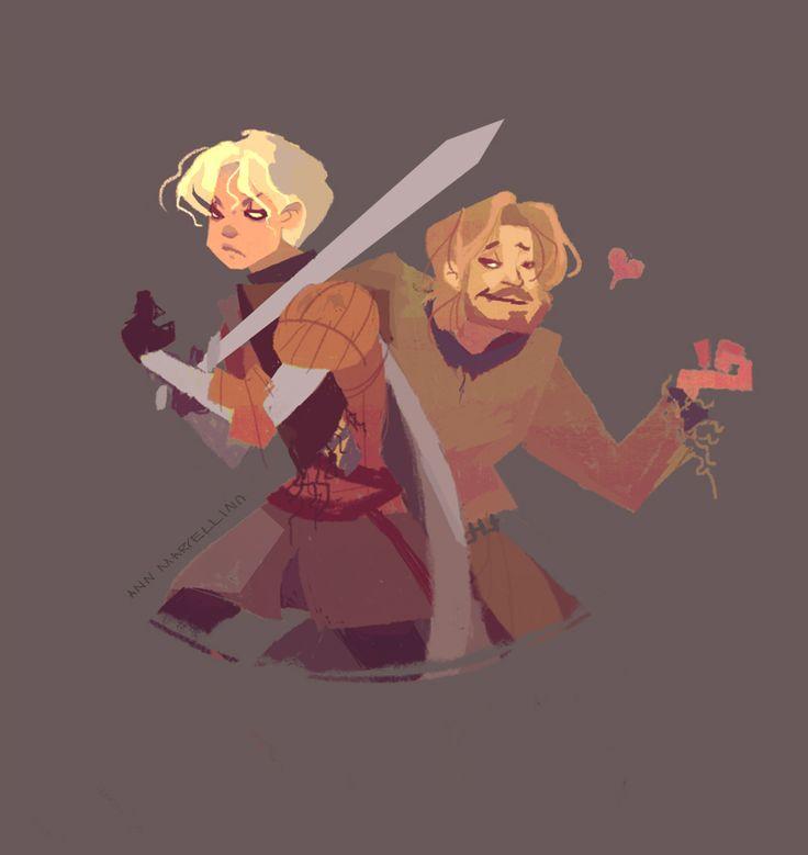 82 best Jaime & Brienne images on Pinterest | Ships, Boat ...
