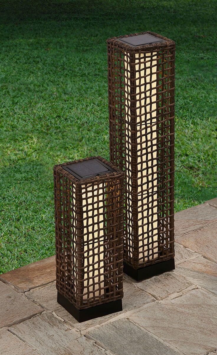 Better Homes And Gardens 18 Faux Wicker Planter Brown