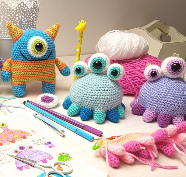 Original Amigurumi Crochet Patterns