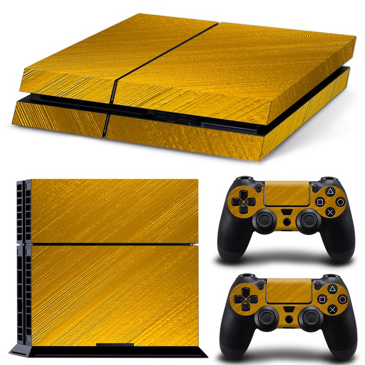 >> Click to Buy << whole gold cheap price design for PS4 console and 2 controllers skin sticker decals covers #TN-PS4-1415 #Affiliate