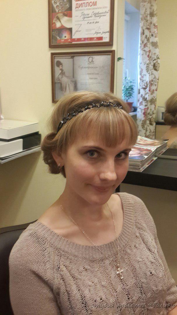 Украшение с камнями | Студия красоты Талия, салон красоты, парикмахерская