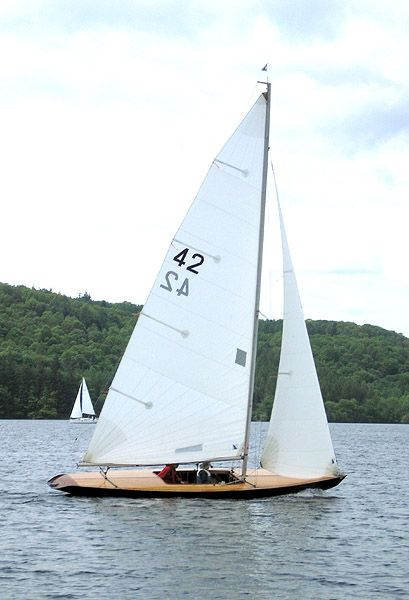 Windermere 17′ Class yacht