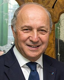 Laurent Fabius en 2014.