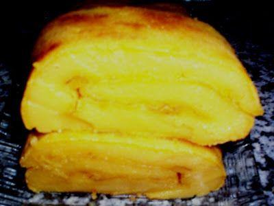 Baú da Conceição: Torta de abóbora