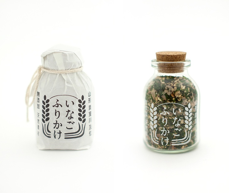 Inago Furikake