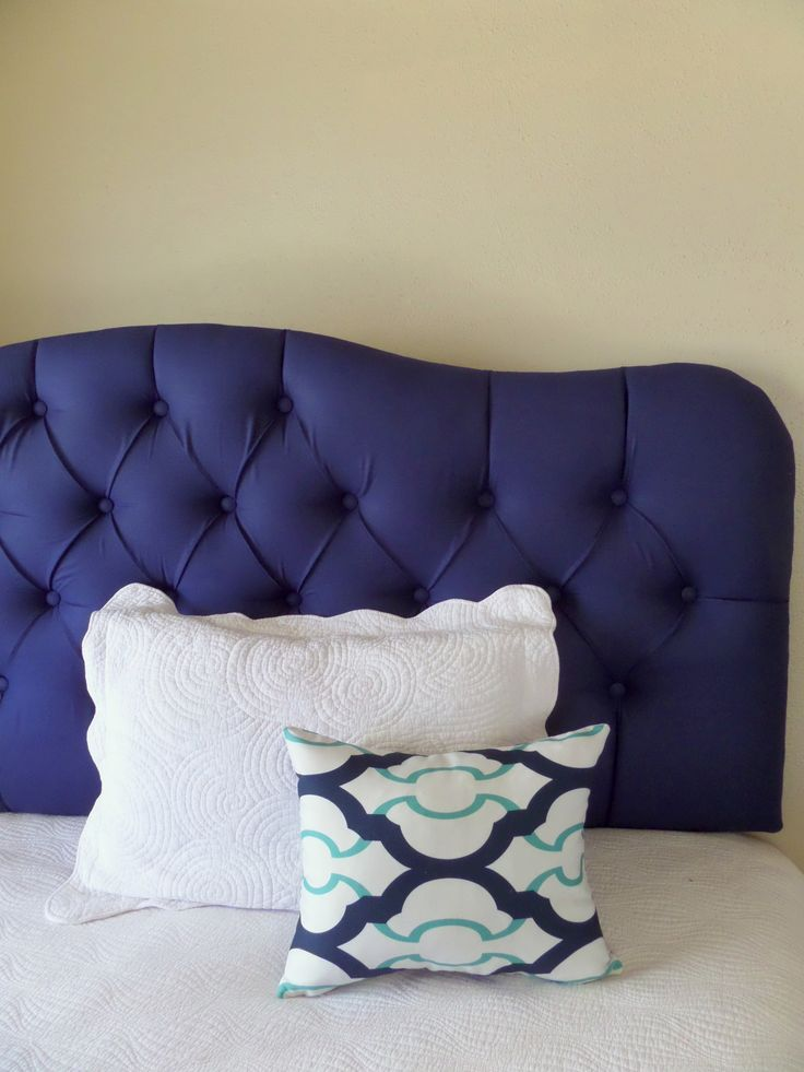 Navy Tufted Headboard By High Fashion Home: 1000+ Images About The Tufted Frog On Pinterest