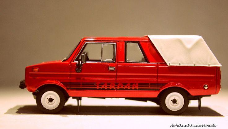 Tarpan pickup