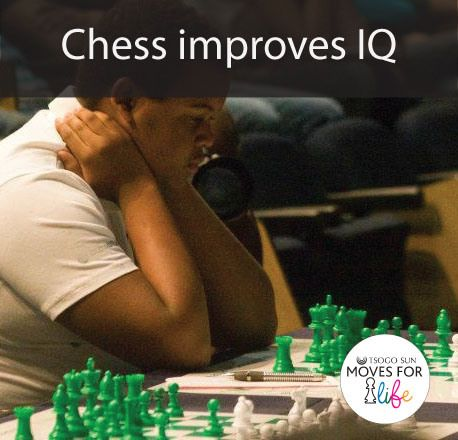 Can chess increase a child's IQ? Read more on our blog http://movesforlifeblog.wordpress.com/