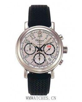 Chopard Mille Miglia Steel Black Rubber Men's Watch 16/8331-99