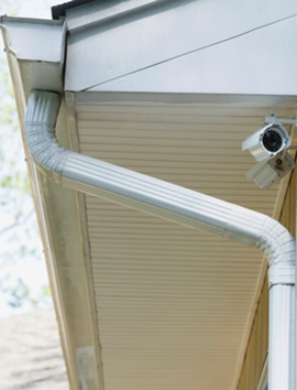 how to stop gutters blocking