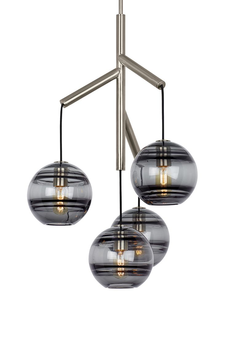 48 best chandeliers and suspension lighting images on pinterest sedona single 4 light led chandelier from tech lighting deconstructed modern chandelier where arubaitofo Gallery