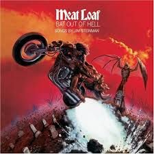 Image result for bat out of hell album cover