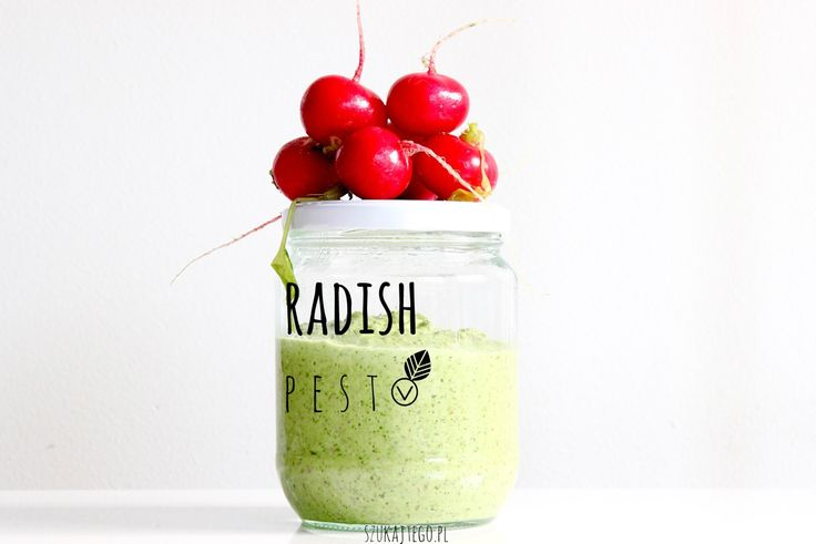 Surprisingly we've developed habits, that nohow stick to logical thinking. Such a radish for example, why do eat only roots and instinctively throw away leaves🌱? They are delicious and healthier than their roots! Welcome to the new post.   #radish #pesto #vegan #radishleaves #cashewnuts #inactiveyeastflakes #linseedoil #garlic #veganlife #veganfood #veganpower #veganvibes #veganfuel #plantbaseddiet #plantbasedfood  #veganrunner #blog #szukajtego #bloggers
