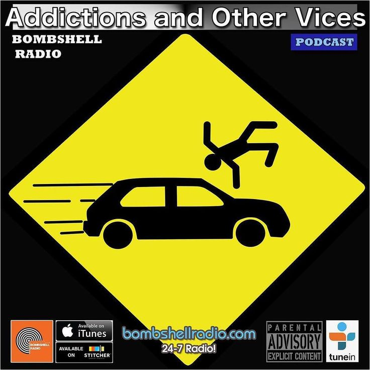 "Today 8am-10am EST Addictions and Other Vices 389- Crash. Songs about freak  accidents fender benders and fatal decisions. ""As he drove away on that rainy night I begged him to go slow But whether he heard I'll never know Look out! Look out! Look out! Look out!"" This is Addictions and Other Vices 389 - Bombshell Radio /Crash I hope you enjoy! playlist to be added later in the week so you won't see whats coming. Keep your ears open and watch for deer crossing. Repeats at 3pm-5pm EST Today and…"