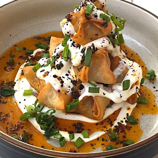 ♥KAYSERİ YAĞ MANTISI♥ #manti #turkishfood #yummy #delicious #food #chef #RafetInce #instagram #like #follow #super #lezzet #nomnom #taste