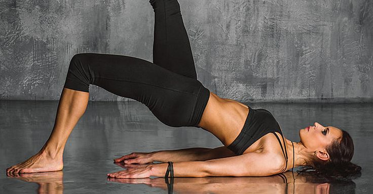 Get a total body workout with this full-length pilates class.