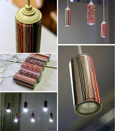 como hacer una lampara de techo paso a paso buscar con google reciclado pinterest