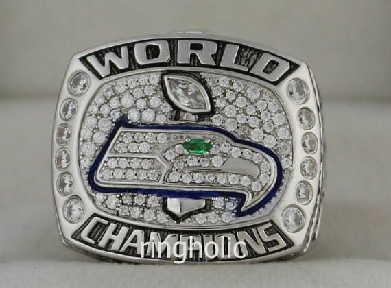 2013 Seattle Seahawks Super Bowl Championship Rings Ring