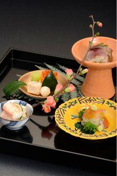 夜のお料理 | お料理 | 京都 料亭 茶懐石、京料理なら創業安政三年の下鴨茶寮